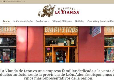 La Vianda de León