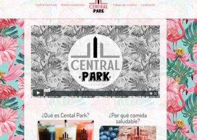 Central Park León